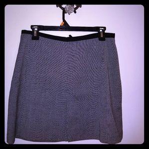 H&M gray skirt